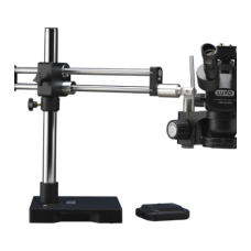 Luxo - Refurbished 373RB Trinocular Stereo Zoom Microscope System, 23mm