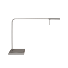 "Luxo Ninety LED 32.5"" Arm White Task Light"